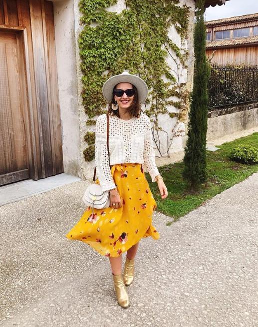 Conseil mode : Comment porter le jaune cet été et à la rentrée ?