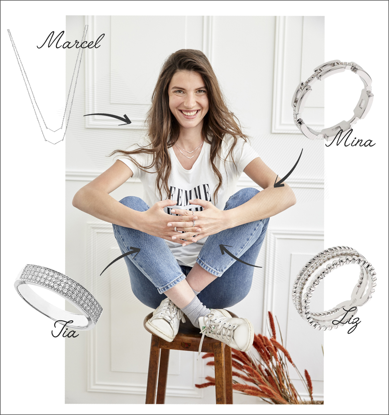 Quels bijoux porter pour un look casual stylé ?