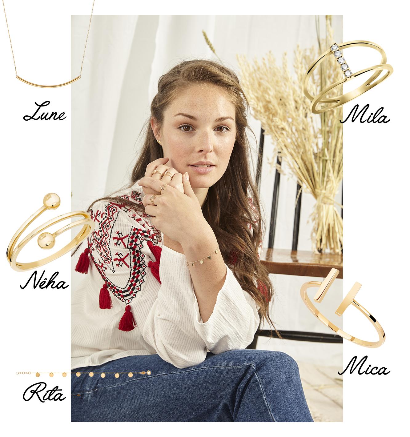 Focus bijoux : Quels bijoux porter pour un look bohème stylé ?