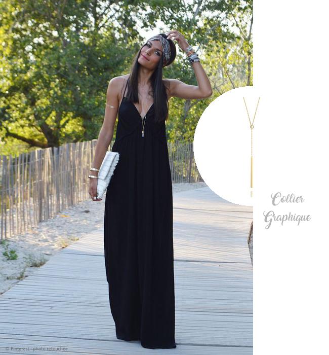 6 looks pour adopter la robe longue avec style cet été !