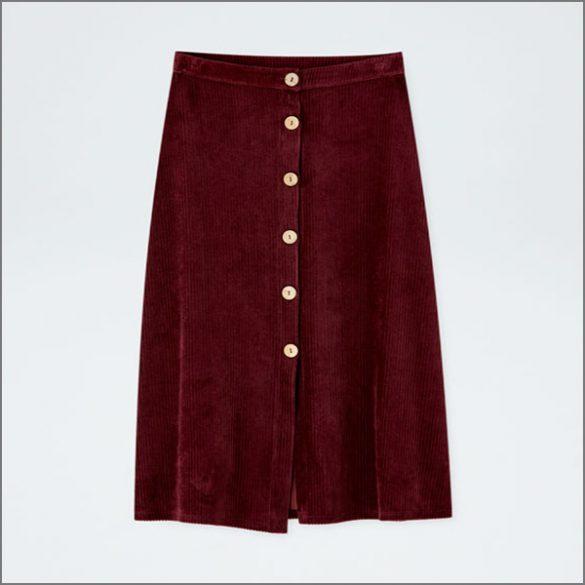 Wishlist de la semaine #43 : cet automne on veut un dressing bordeaux !