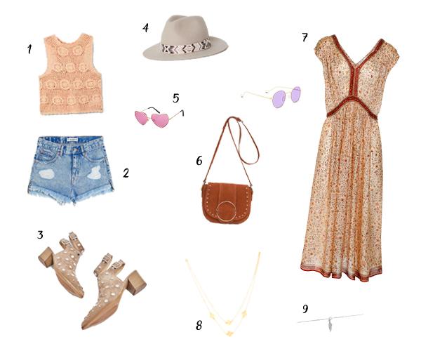 9 essentiels pour adopter le look Coachella !
