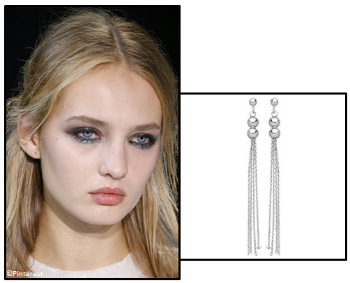 Les 5 tendances make up de la Fashion Week pour sublimer votre regard !