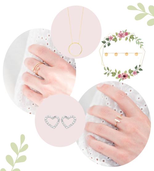 Quels bijoux pour un look romantique qui en jette ?
