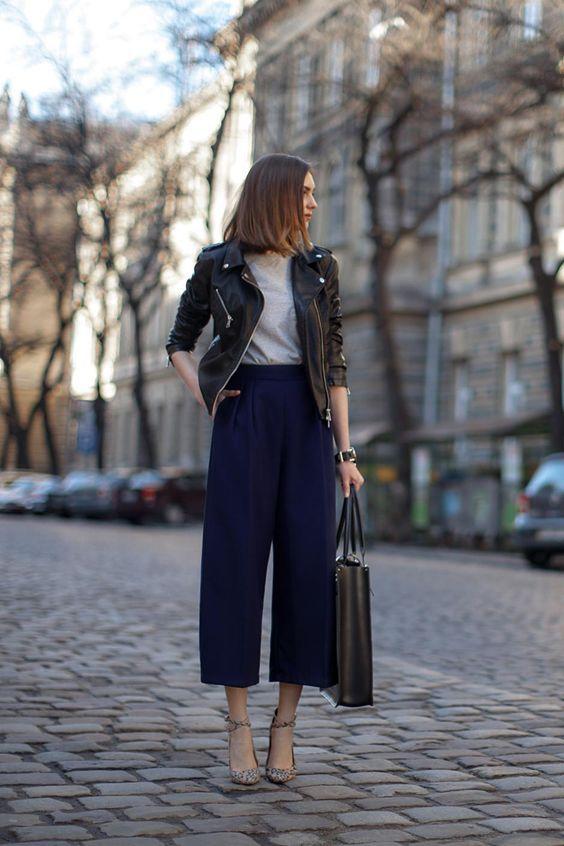 5 looks pour adopter le pantalon oversize au quotidien