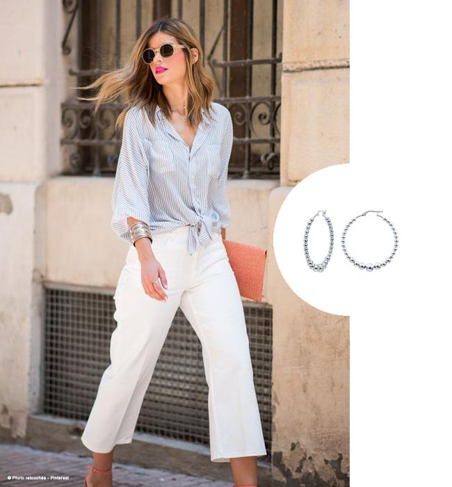 Conseil mode : Comment porter le pantalon blanc cet été ?