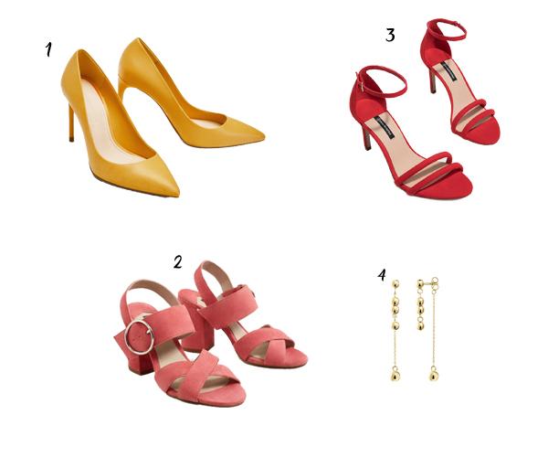 Mode : les 10 chaussures tendance à adopter au printemps !