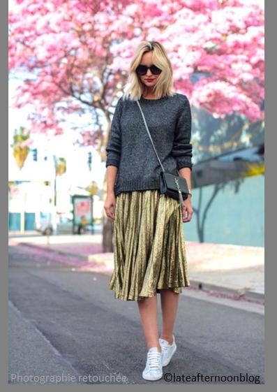 La tendance métallisée ou comment briller avec style cet automne !