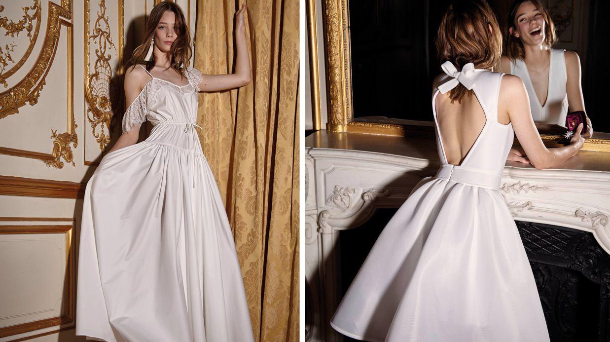 Où shopper votre robe de mariée à petit prix ? 3 collections capsules qui vont vous faire craquer !