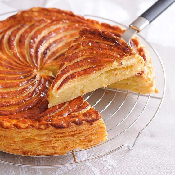 Pause gourmande : notre recette de galette des rois à la frangipane