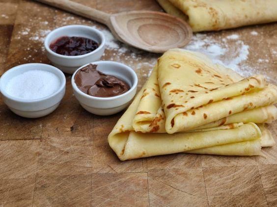 Pause gourmande : notre recette de crêpes pour la Chandeleur !