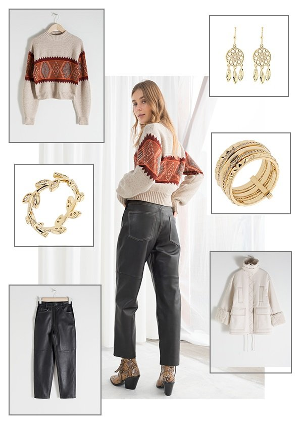 Tendance mode : cet hiver, on adopte le style hippie chic !