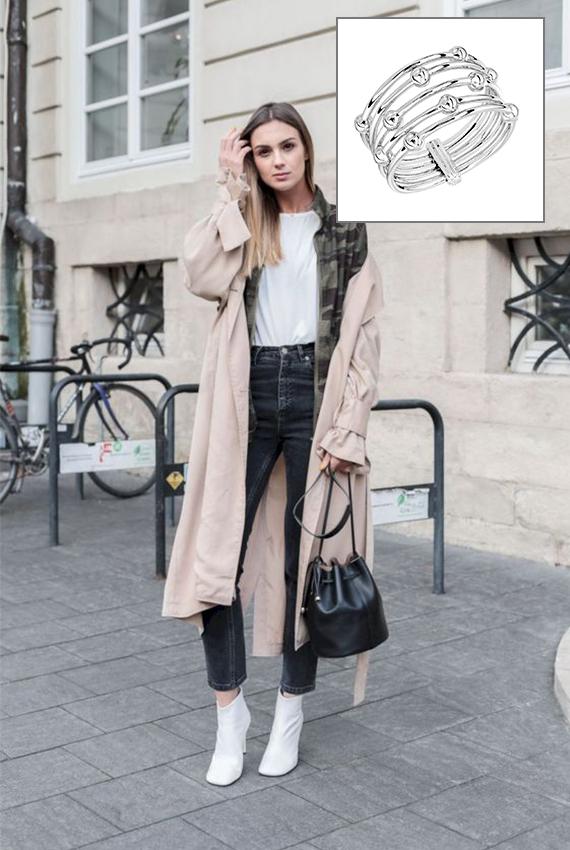 La minute mode : comment porter les bottines blanches ?
