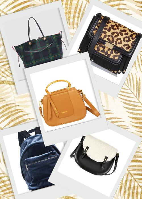 Wishlist de la semaine #49 : les sacs à adopter cette année !