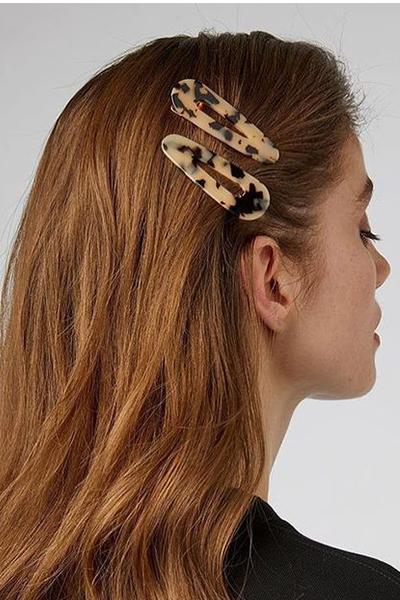 Tendance : les barrettes à cheveux sont de retour !