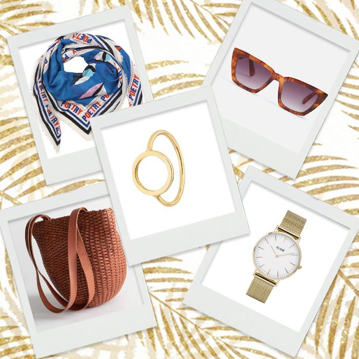 Wishlist de la semaine #61 : les accessoires à adopter ce printemps !