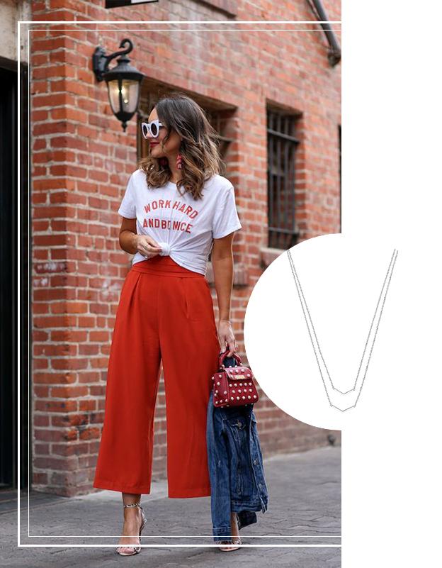 La minute mode: comment porter le rouge?
