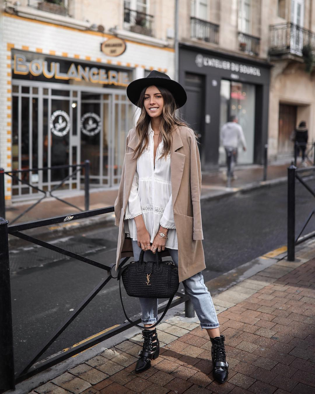 Instagram : le look de Lisa Germaneau nous inspire !