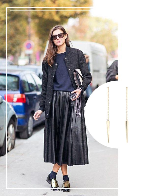 La minute mode : comment porter le bleu et le noir !
