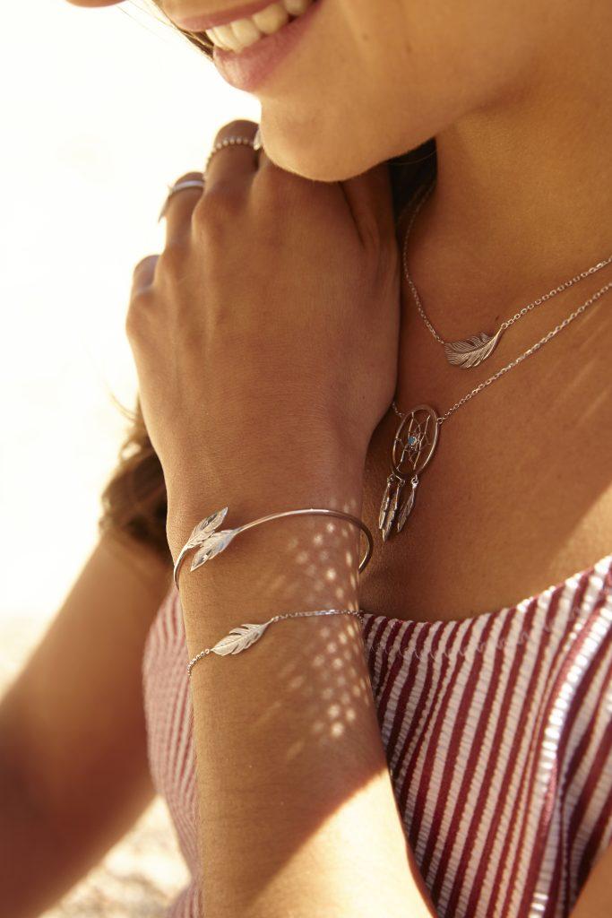 Anamila : les bijoux bohèmes de la collection Fidji !