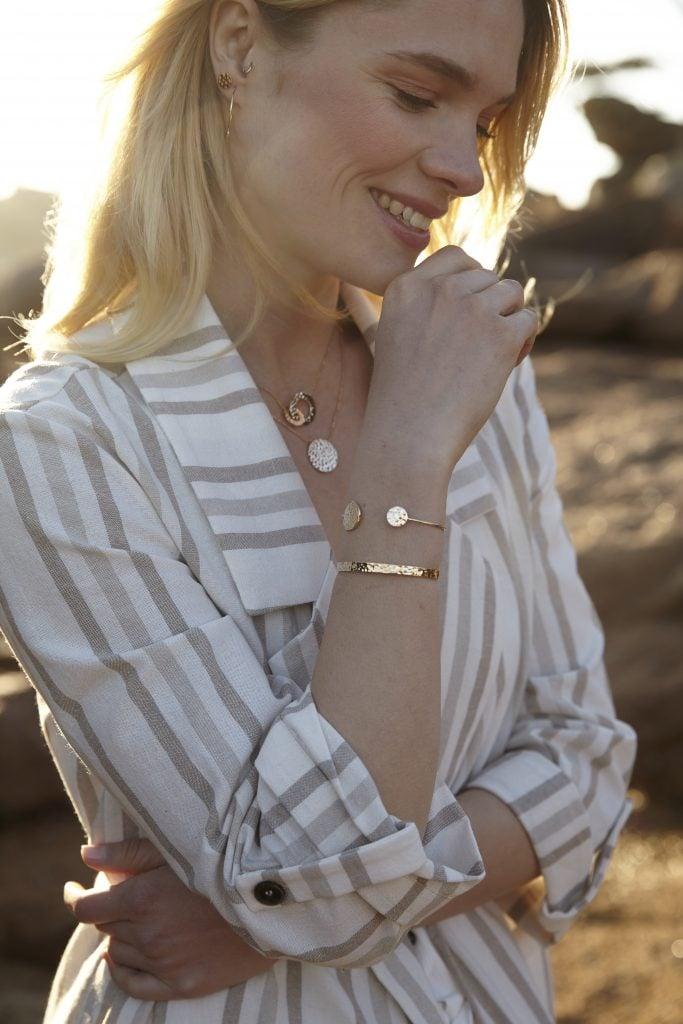 Anamila : les bijoux martelés de la collection Rio !