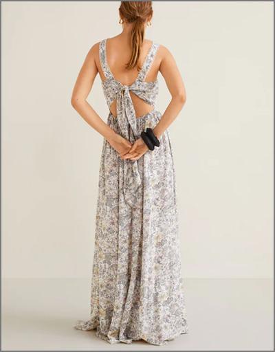 Tendance : la robe dos nu, must-have de cet été !