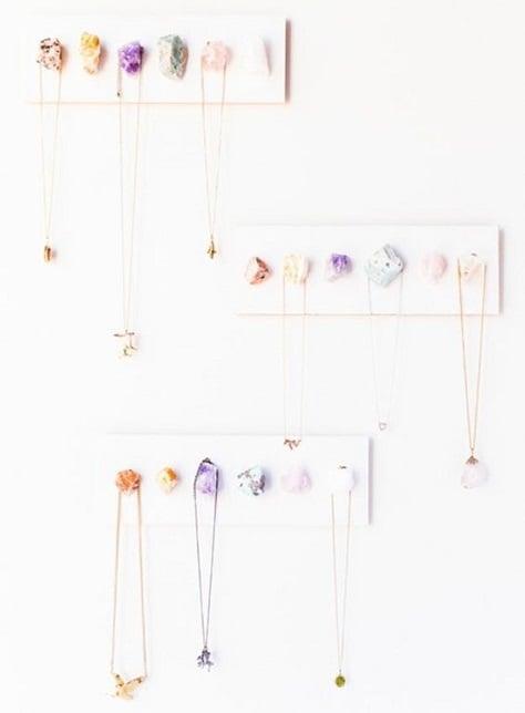 Rangement à bijoux